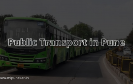 Public Transport in Pune
