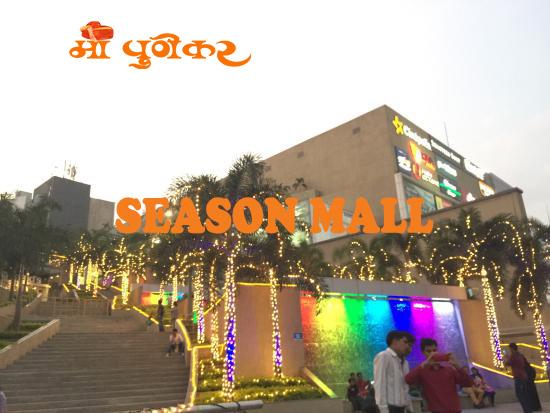 Seasons mall Hadapsar –pune