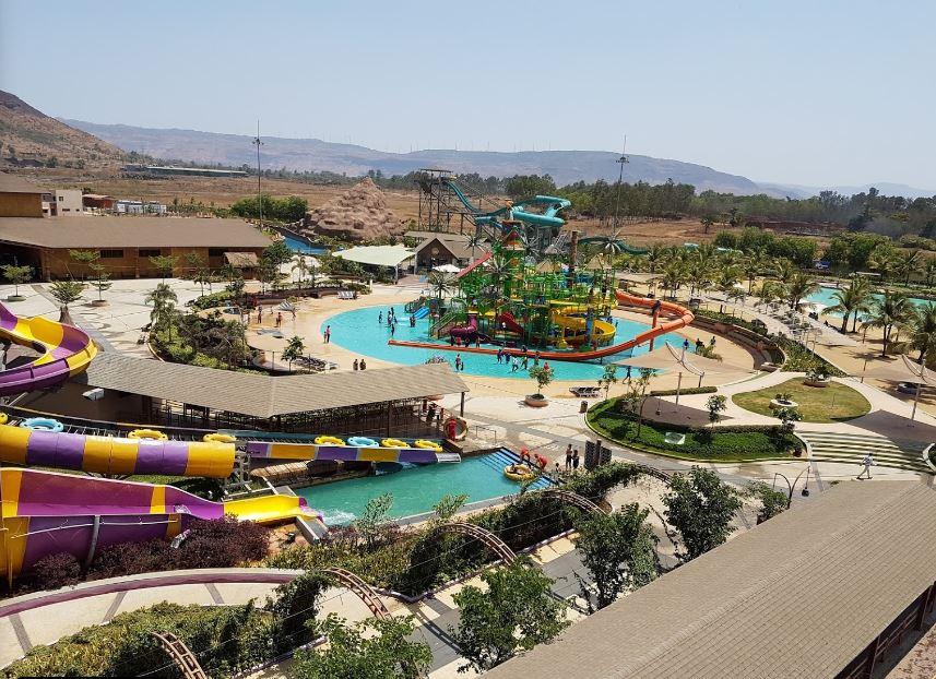 Wet n Joy Water Park Pune