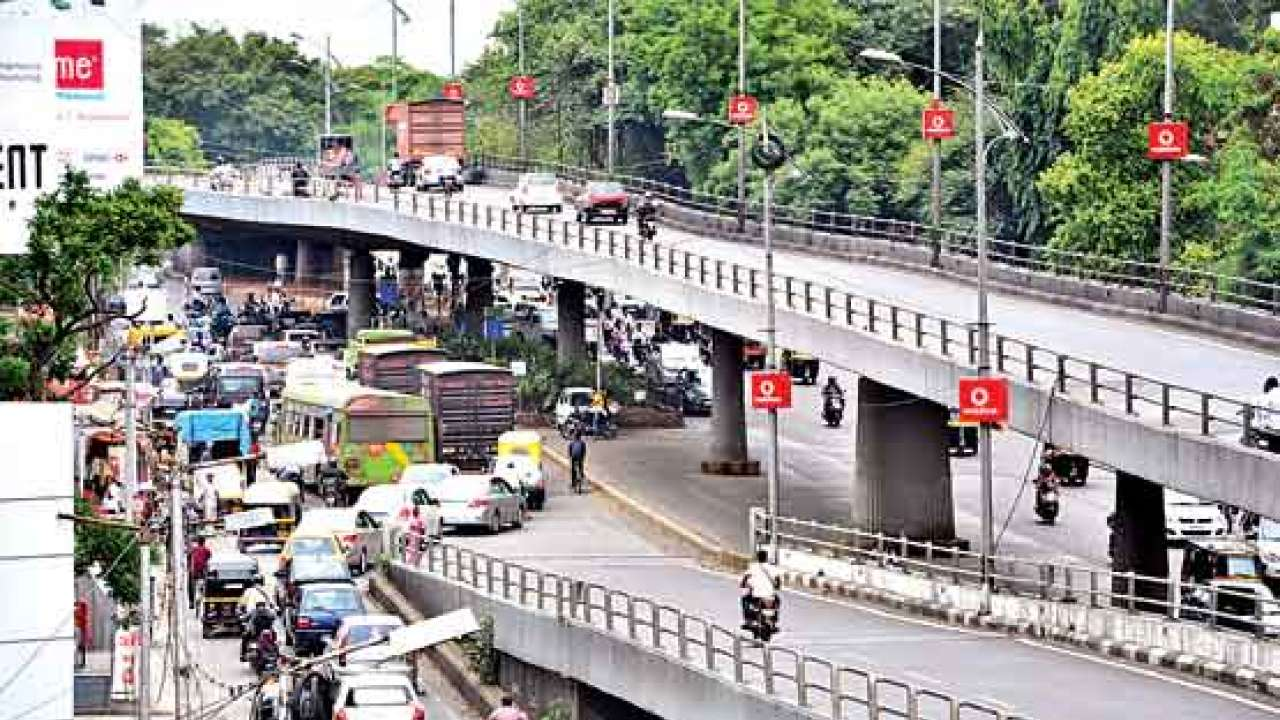 The flyover at Pune University Chowk will be demolished for the metro route