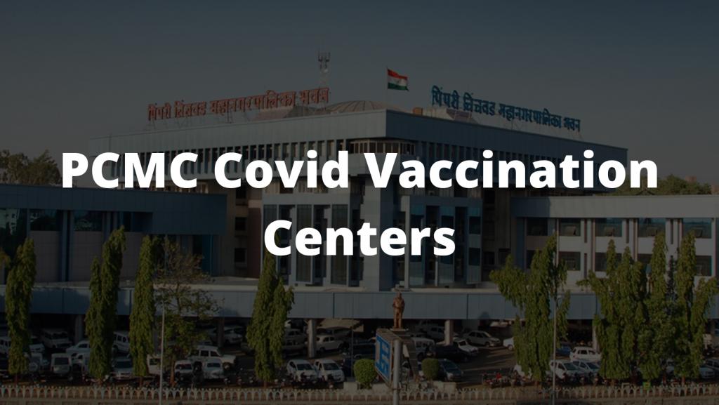 PCMC Covid Vaccination Centers
